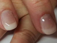 Babyboom nagels naturel roze