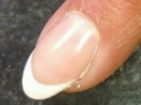 French Manicure extension gel
