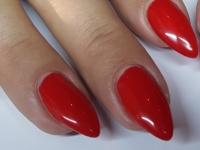 Ibiza red gelnagels